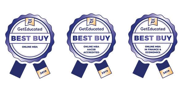 UTPB Get Educated Award MBA